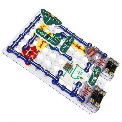 Circuite electronice pentru copii Elenco Snap Circuits® Extreme - 760 de experimente -