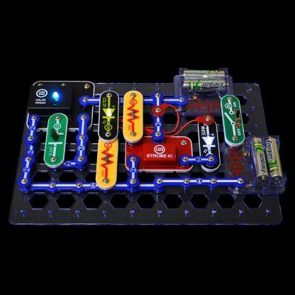 Circuite electronice Elenco Snap Circuits - SCL175 Jocuri de Lumini -