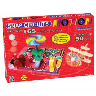 SCM165 Snap Circuits Motion