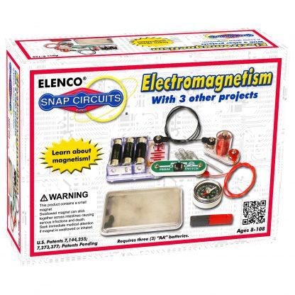 Kit Snap Circuits Electromagnetism SCP08 -
