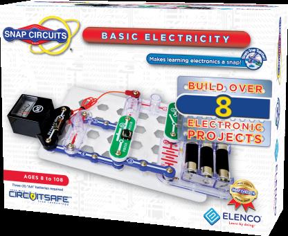 Snap Circuits SCP10 - Electronica pentru începători -