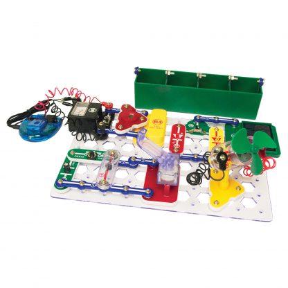 Circuite electronice Elenco Snap Circuits - SCG125 Energie Verde -