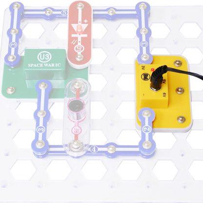 Alimentator AC-SNAP pentru kiturile Snap Circuits -