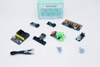 Pachet de senzori și accesorii Robobloq Q-Tronics B -