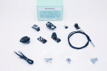 Pachet de senzori și accesorii Robobloq Q-Tronics C -