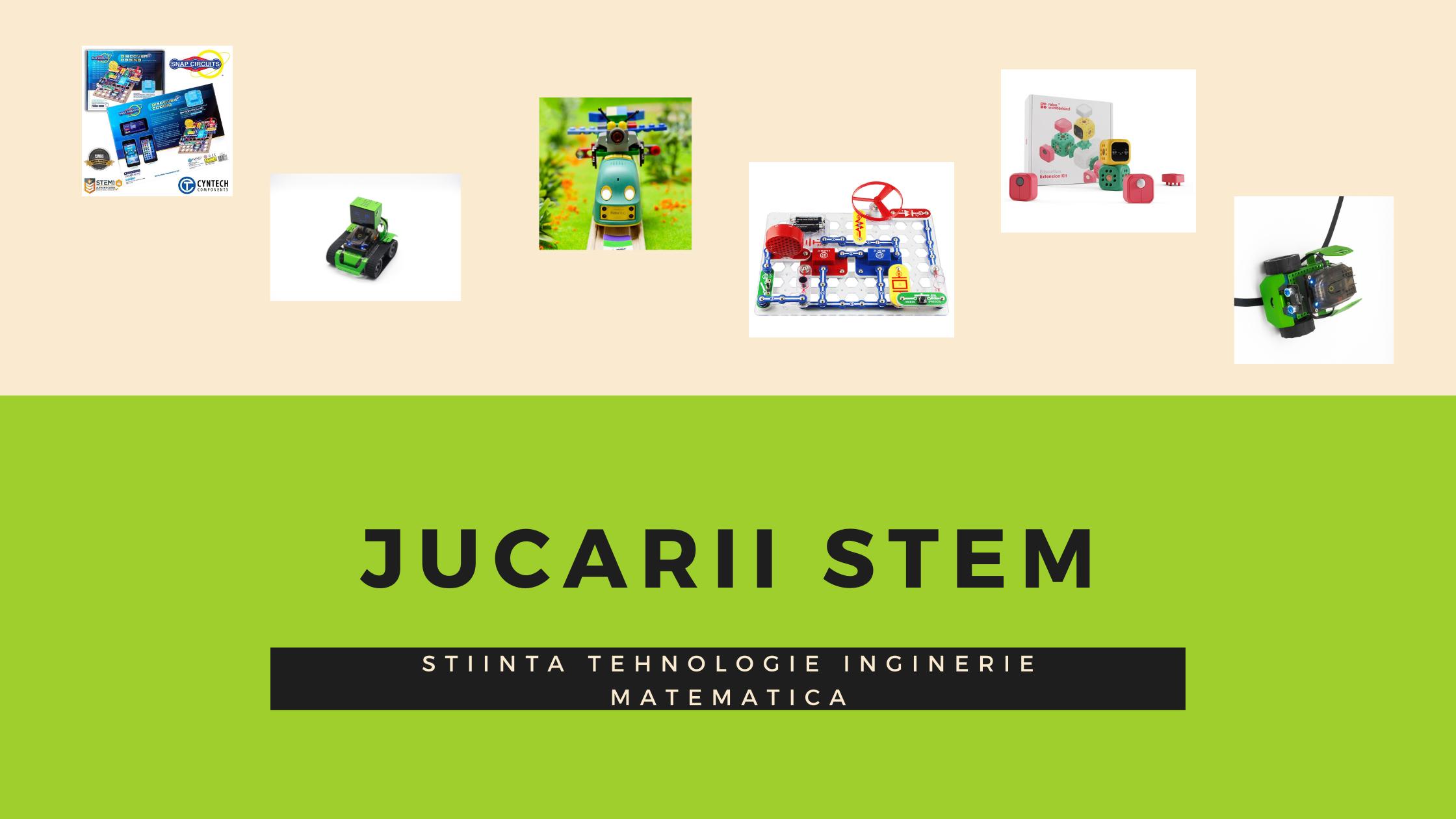 De ce este necesara introducerea jucariilor STEM in viata copiilor si in curricula scolara - Kituri educationale