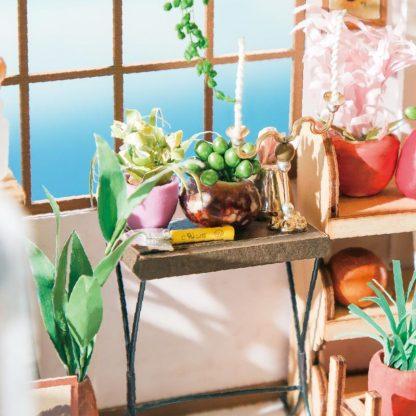 PUZZLE 3D ROLIFE® DG145 FLORARIE – EMILY'S FLOWER SHOP -