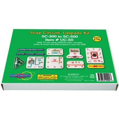 Set upgrade Snap Circuits-UC50 (SC300/SC310 to SC510) -