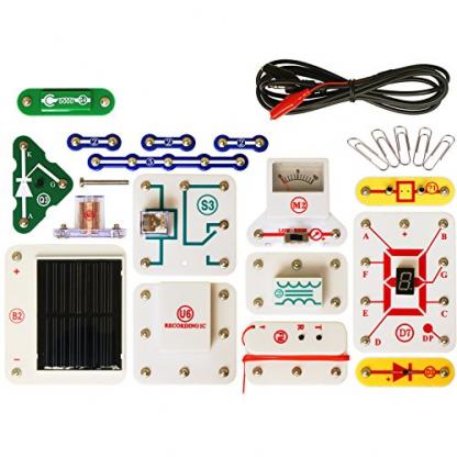 Set upgrade Snap Circuits-UC70 (SC300/SC310 to SC760) -